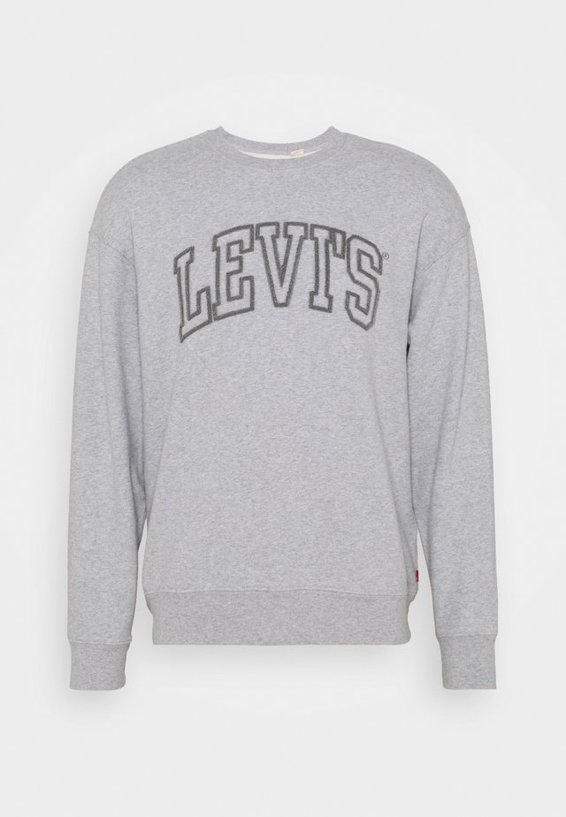 GRAPHIC CREW UNISEX - Sweatshirt - midtone heather grey