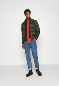 Marc O'Polo - REGULAR FIT - Light jacket - rosin - 1