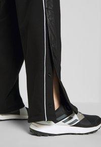 Bogner Fire + Ice - ROBIN - Spodnie treningowe - black - 3