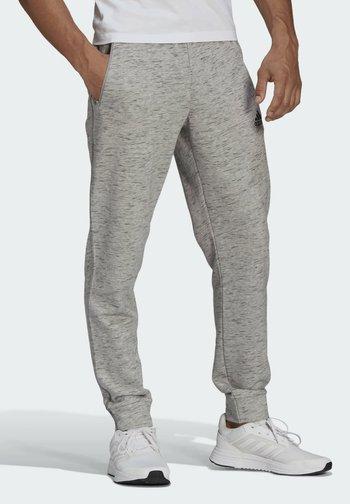 Pantaloni sportivi - medium grey heather