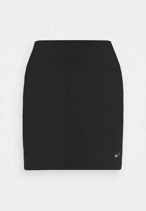 VICTORY SOLID SKIRT - Sports skirt - black/dust