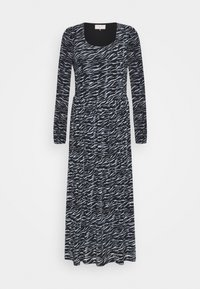 Freequent - Day dress - black mix - 5