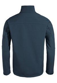 Vaude - Soft shell jacket - steelblue - 1