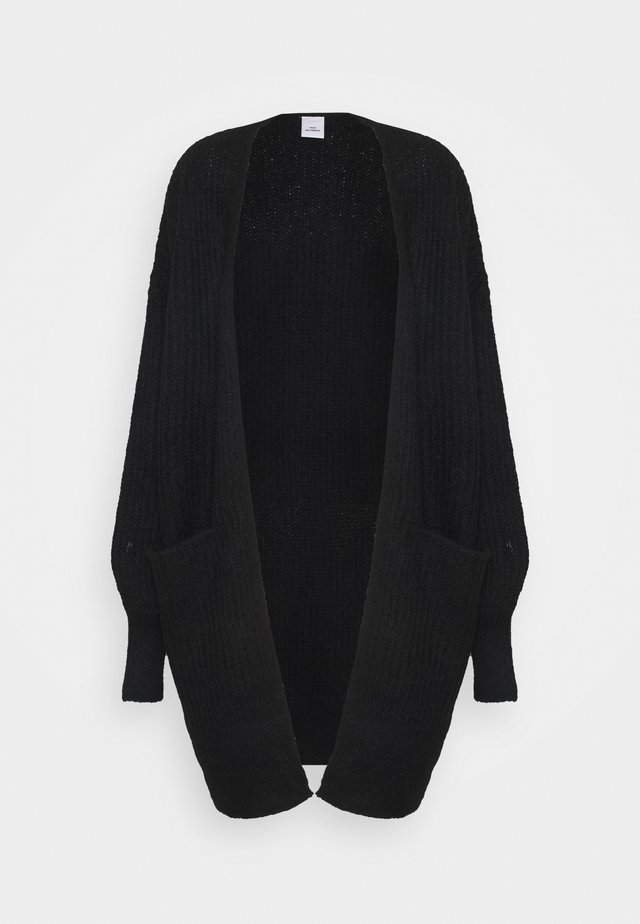 KAYLA - Cardigan - black