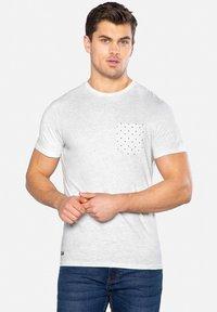 Threadbare - 3 PACK - Print T-shirt - mehrfarbig - 1