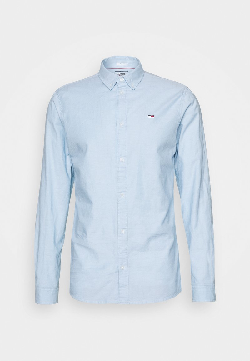 Tommy Jeans - OXFORD SHIRT - Shirt - shoreside blue
