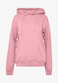 Missguided - BASIC HOODY - Mikina skapucí - pink - 3