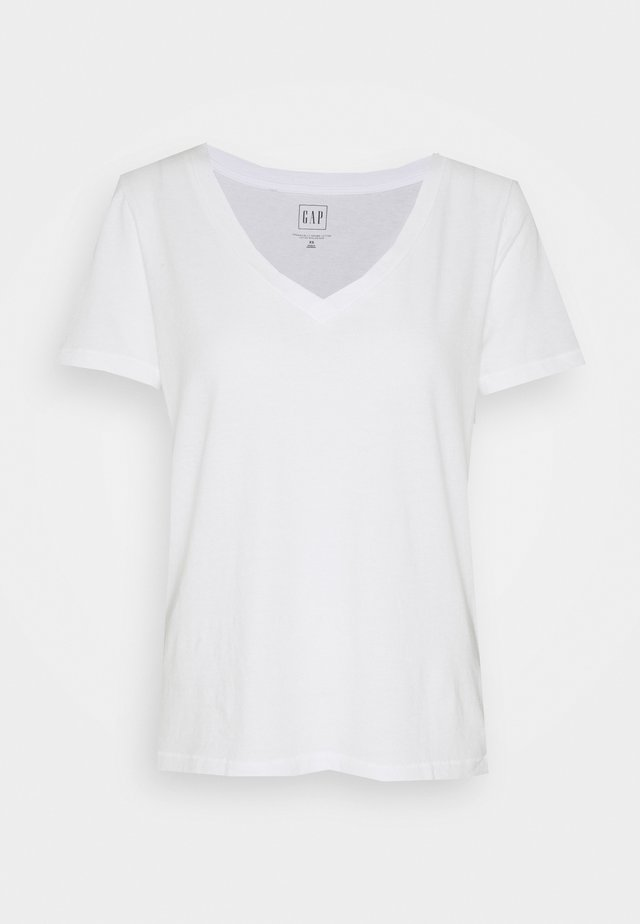 T-shirt basique - fresh white