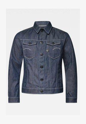 ARC 3D SLIM C - Denim jacket - raw denim