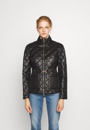 COATS - Down jacket - nero