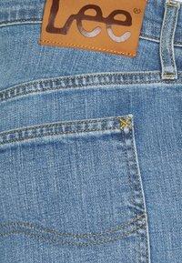 Lee - DAREN ZIP FLY - Jeans straight leg - light bluegrass - 4