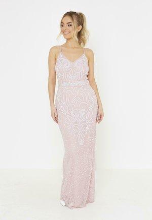SHEYDA EMBELLISHED SEQUINS - Festklänning - light pink