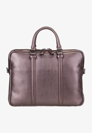 Briefcase - blackberry syrup