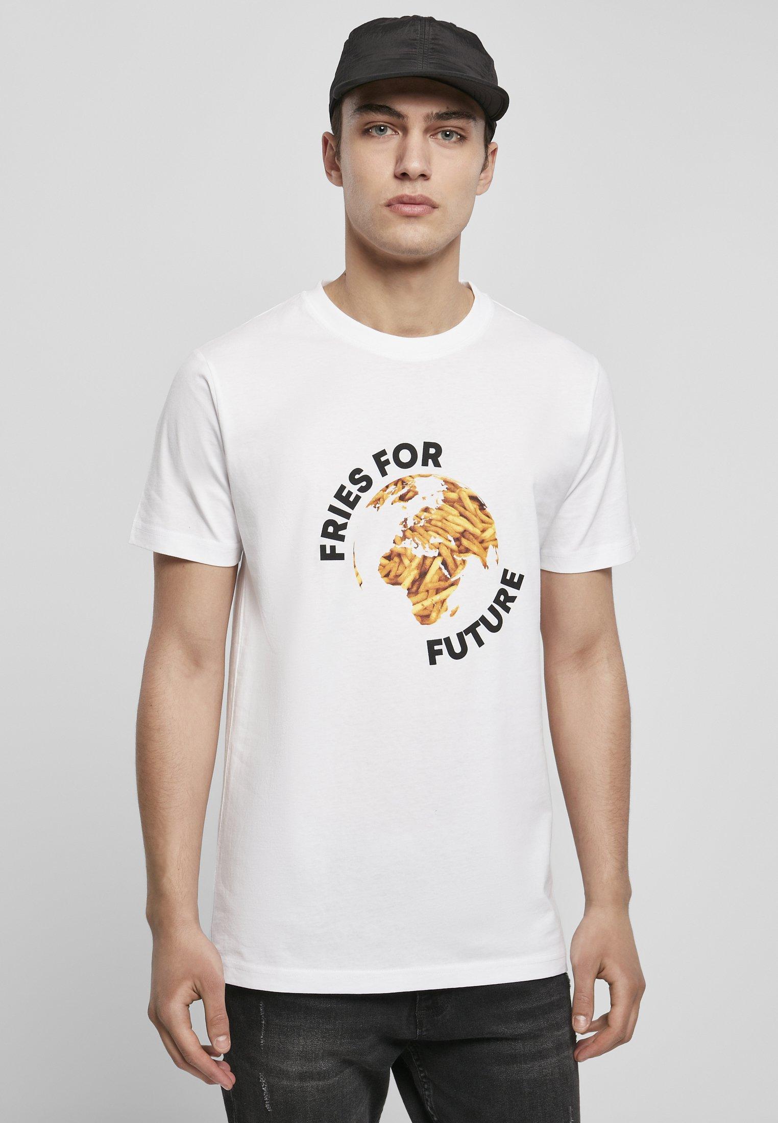 Herren FRIES FOR FUTURE  - T-Shirt print