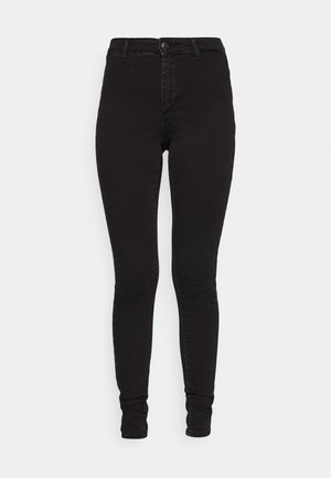 ONLBLUSH LIFE BOX - Jeans Skinny Fit - black denim