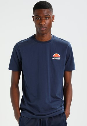 CANALETTO - Camiseta estampada - dress blues