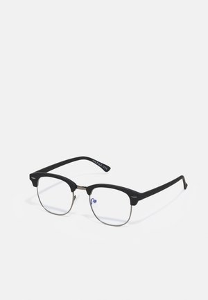 BLUE LIGHT GLASSES UNISEX - Other - black