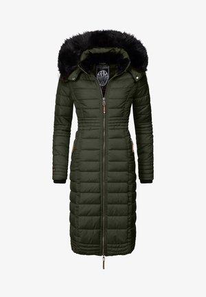 UMAY - Winter coat - olive