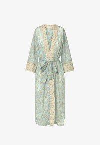 OYSHO - Summer jacket - turquoise - 6