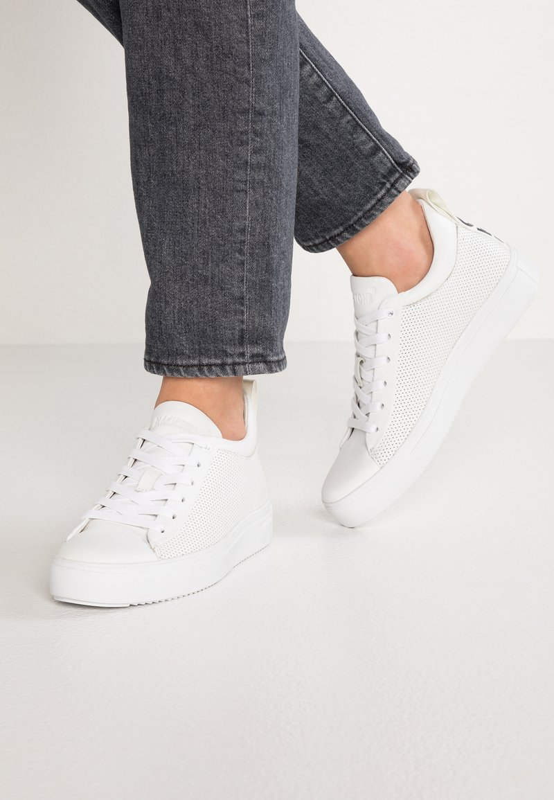 Blackstone - Trainers - white