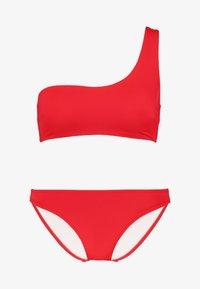 Anna Field - SET - Bikini - red - 3