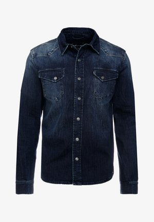 FRED - Shirt - mid blue