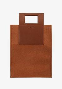 Holzweiler - CARRY BIG BAG - Shopping bags - camel - 5