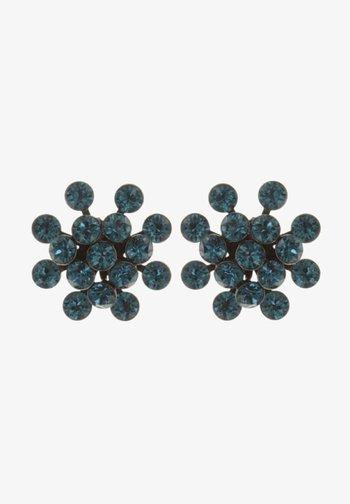 MAGIC FIREBALL  - Earrings - türkis