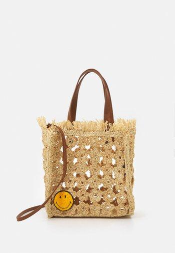 TOTE - Handbag - ecru