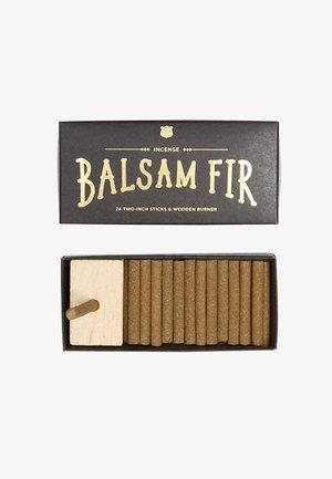 INCENSE - Rumdufte - balsam fir