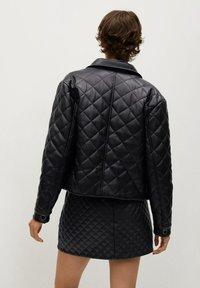 Mango - RECOCO - Winter jacket - noir - 2