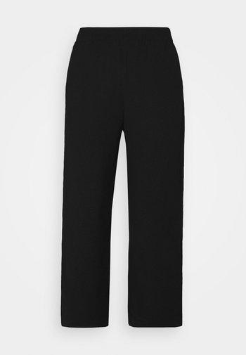 BELLA NEW - Pantalon classique - black