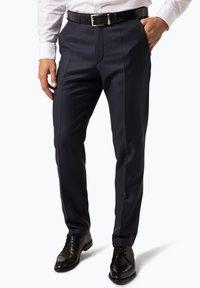 Digel - Suit trousers - marine - 0