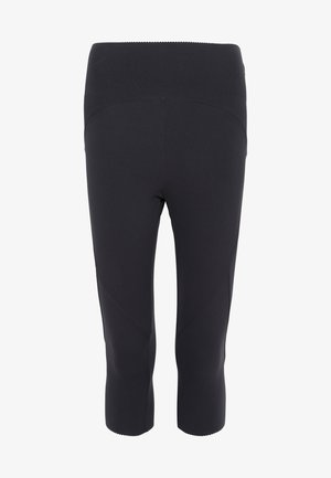 HIGH COMPRESSION - 3/4 sports trousers - black