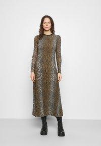 Notes du Nord - TARA DRESS - Maxi dress - brown - 0