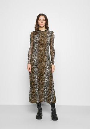 TARA DRESS - Maxi dress - brown