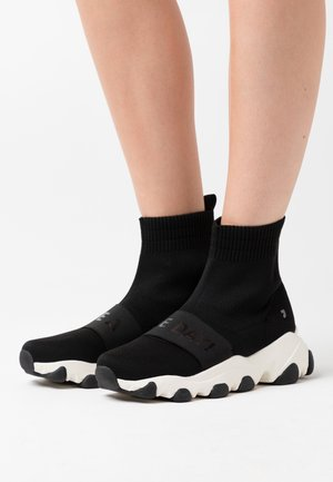 SIBAY - Sneakers alte - black