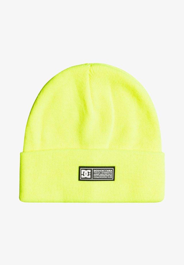 Muts - safety yellow