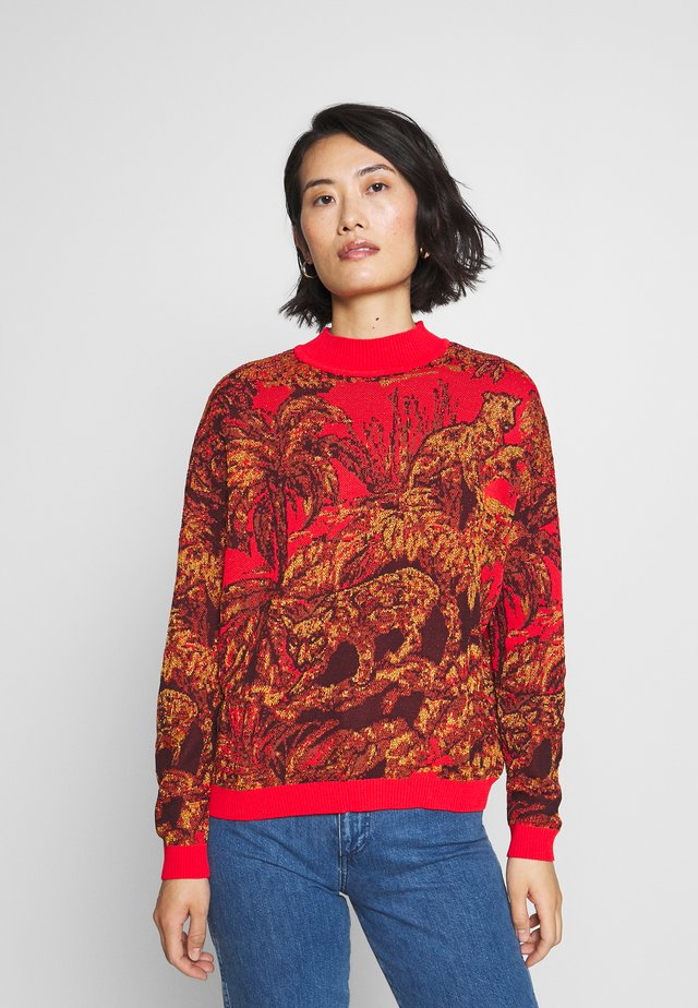 JERS HALIFAX - Pullover - cobre