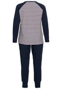 Sheego - Pyjama set - marine gestreift - 5