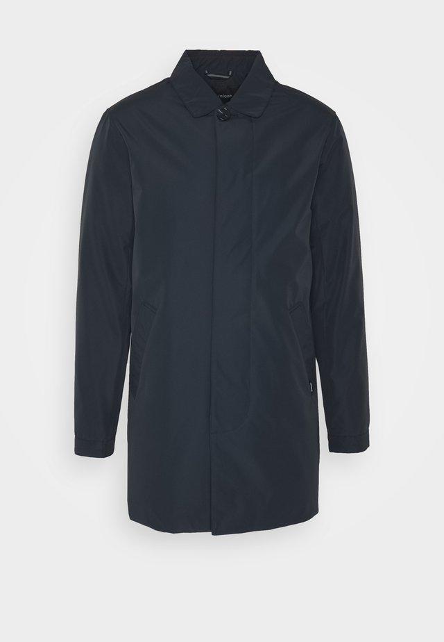 Krátký kabát - dark navy