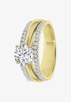 Ring - goudkleurig