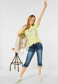 Cecil - Straight leg jeans - blau - 0