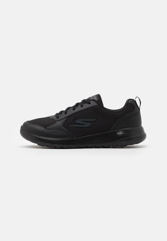GO WALK MAX - Walking trainers - black