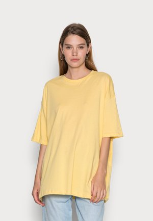 ONLINC SISI OVERSIZED - Basic T-shirt - dusky citron