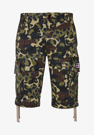 TJM CAMO PRINT - Shorts - green