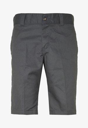 INDUSTRIAL WORK SHORT - Shorts - charcoal grey