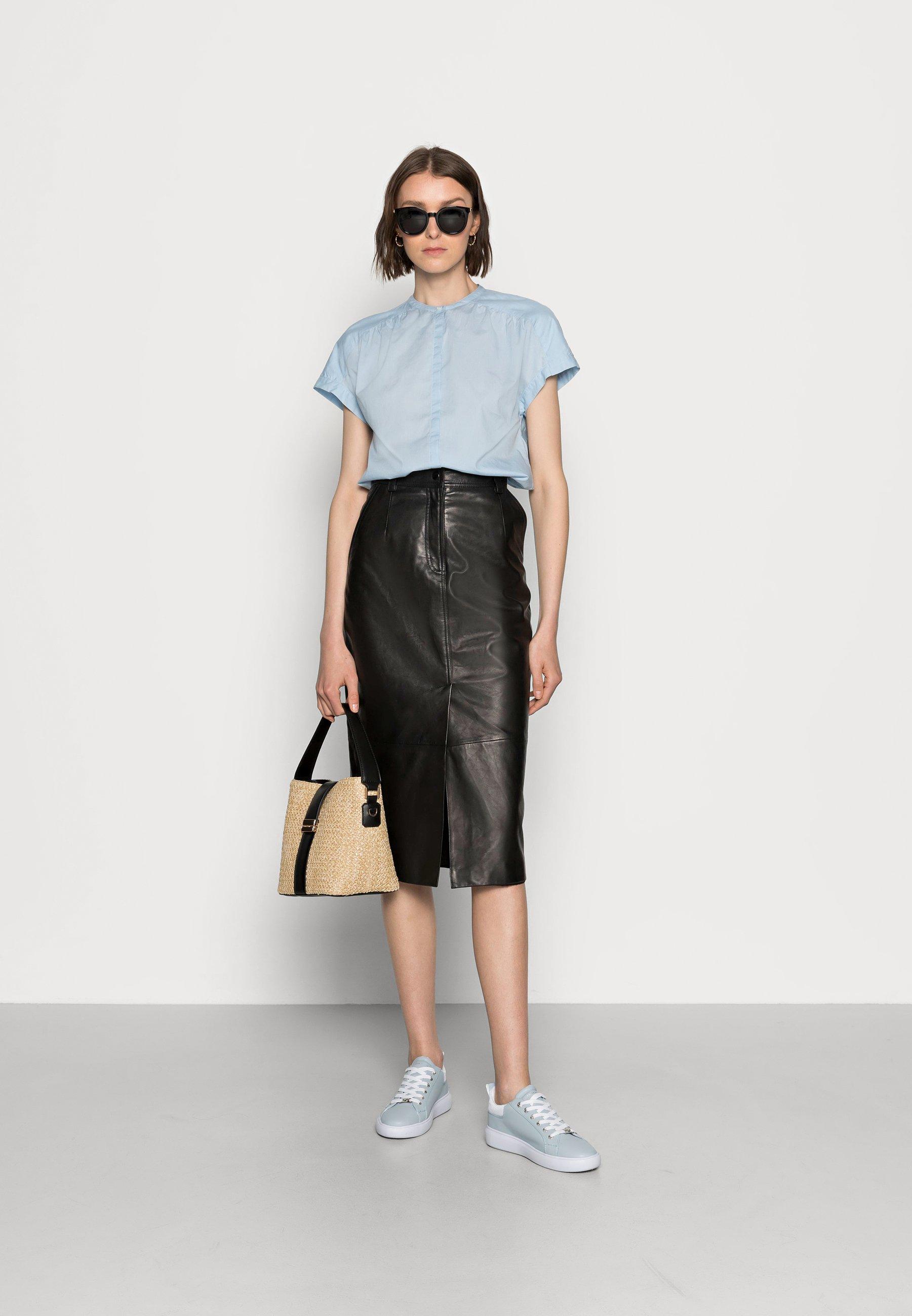 Donna BLOUSE CREW NECK - Camicia