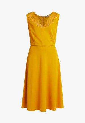 Maxi dress - golden yellow