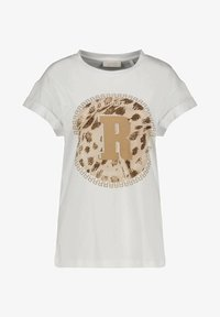 Rich & Royal - Print T-shirt - weiss - 2